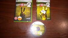 Microsoft Xbox 360-Left 4 Dead 2 #G29 En Caja