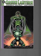 Green Lantern: Emerald Twilight New Dawn by Ron Marz TPB 2003 DC 1st Print OOP