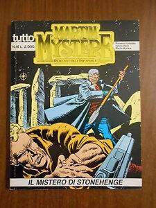 tutto MARTIN MYSTERE n.16  - fumetto d'autore