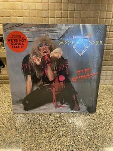 Twisted Sister - Stay Hungry (1984 NM/NM) Vinyl LP First Pressing