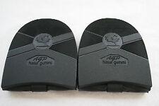 Stick On Heel Pair Glue Anti Slip Shoe Sole Repair Kit Boot Mens-AGP