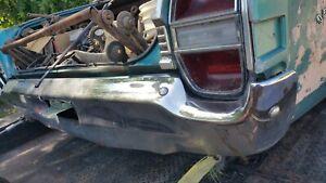 Rear Bumper Galaxie 500 Ford 68 1968 galaxy front