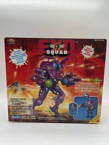 Exo Squad TYPHONUS Figure High Speed Stealth E-Frame Playmates 1993 NIB MISB