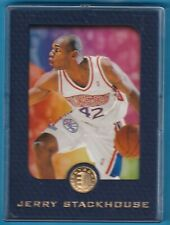 1995-96 JERRY STACKHOUSE SKYBOX E-XL BASKETBALL ROOKIE CARD RC