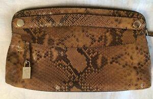 Bag  FURLA ( reptile skin )