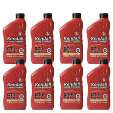 Full Synthetic 0W20 Motor Oil 8 Quarts In Case KENDALL GT1 Max w/liquid titanium