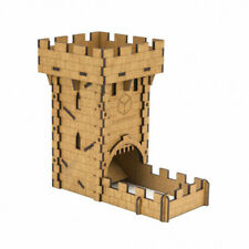 """Q-workshop Qwoth101 """"dice Tower"""" Card Game"""