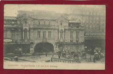 Vintage Postcard.Victoria Station,S.E & L.B Railway.J.Beagles & Co. No.1106.E13