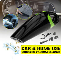 150W Portable Rechargeable Vacuum Cleaner Wet Dry CORDLESS For Car Home Handheld