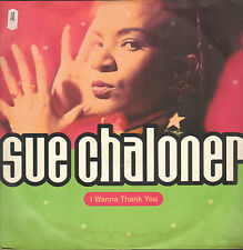 SUE CHALONER - I Wanna Thank You - Pulse-8