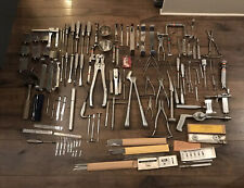 Huge Lot Zimmer Retractor Drill Cutters Medical Surgical Orthopedic Instruments