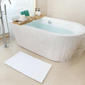 Bath Tub Disposable Cover Bathtub Film Bathing Bag For Travel,Hotel,Household