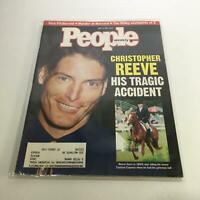 People Magazine: Jun 12 1995 - Christopher Reeve: His Tragic Accident
