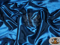 "Taffeta Solid Fabric PETROLEUM BLUE / 58"" Wide / Sold by the yard"