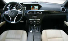 Mercedes-Benz C-Class W204 2012 - 2014 Video In Motion TV FREE DVD