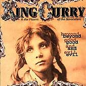 King Curry & The Pissers - Beyond Good And Evil - VGC 13trks CD FAST UK POST