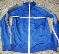PUMA Boys XL Youth Zip Up blue Jacket