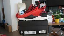 adidas Y-3 Kaiwa Lush Red Size 9 NEW with Box