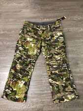 Under Armour Grit Storm Forest Scent Control Hunting Pants 1347443-940 Size 32
