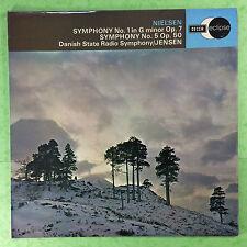 Nielsen - Symphony No.1 in G minor Op.7 - No.5 Op.50 - Jensen - Danish State