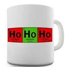 Twisted Envy Periodic Table Ho Ho Ho Ceramic Mug