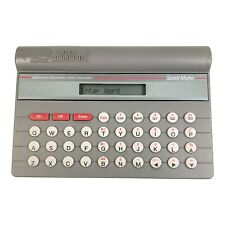 Smith Corona Spell Mate Electronic Dictionary Thesaurus Calculator Vintage 1988