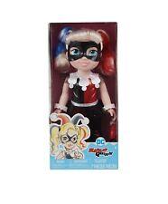 """DC Super Hero Girls Harley Quinn Toddler Doll 15"""" Figure New"""