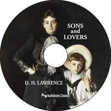Sons and Lovers - MP3 CD Audiobook in paper sleeve