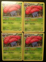 4 Vileplume 3/98 Rare Playset Ancient Origins Pokemon Card TCG