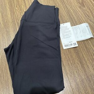 """NWT Authentic Lululemon Align HR Tight 25"""" Size 8"""