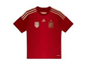 Adidas FEF H Jersey Y Spanien Kinder Trikot G85231