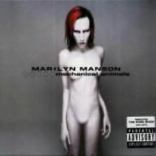 Mechanical Animals 0606949027322 by Marilyn Manson CD