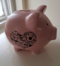 Various piggy banks and money boxes. At a variety of prices, from £5-£10