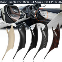 Right Interior Inner Door Pull Handle Cover For BMW F30 F35 3 4 Series 2012-2016