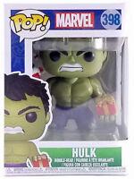 New Funko Pop Marvel Hulk With Presents #398