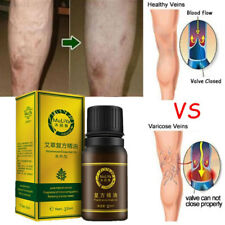Massage Essential Oil Natural Nourish Health Phlebitis Skin Care Nursing 30ml