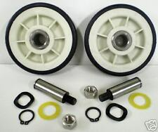 MA37 2PAK Maytag Dryer Roller Wheel Drum Support Kit 303373K for 12001541 312948