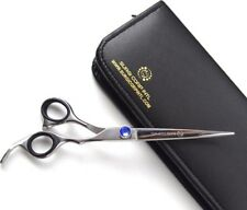 "Professional Pet Grooming Scissor Shear 7.5"" Silver RAZOR SHARP Quality Product"