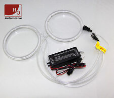 115mm CCFL Angel Eyes Halo Rings Replacement 2pcs KIT set 6000K With 1 Invertor