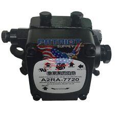 Suntec A2ra 7720 Waste Oil Pump 04 25 Gph 10100 Psi 17253450 Rpm