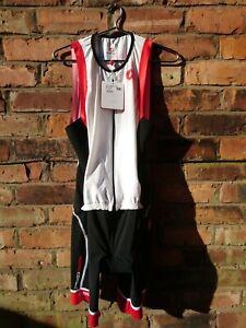 Mens CASTELLI SanRemo Free Triathlon tri suit trisuit Skinsuit XXL speedsuit