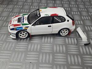 Autoart 1/18 Toyota Corolla Wrc