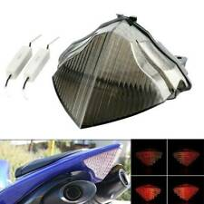 LED Smoke Tail Light Brake Turn Signals For Yamaha YZF-R1 YZF R1 2004-2006 2005
