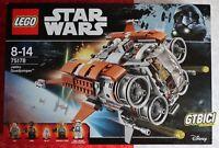 LEGO STAR WARS  `` JAKKU QUADJUMPER ´´  Ref 75178  NUEVO A ESTRENAR