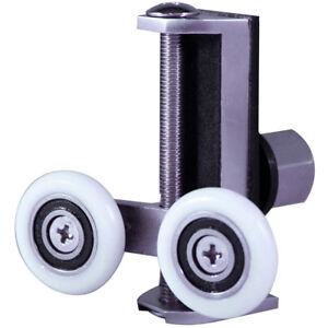 The Uniwheel ® Shower Door Runner | Sliding Shower Door Roller (Pair or Single)
