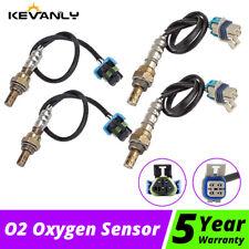 4x O2 Oxygen Sensor Upstream Downstream For 2006-2003 Cadillac Escalade EXT 6.0L