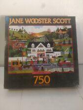 Vintage Ceaco Jane Wooster Scott 750pc Puzzle Ego Trip 1998 Complete