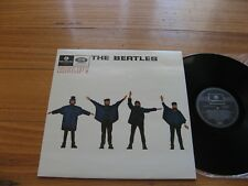 BEATLES - HELP! LP - New Zealand CONTRACT PRESSING FOR EXPORT - Australia / NZ