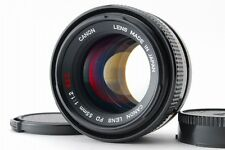 """""""Cleaned""""[Excellent+++] Canon FD 55mm f/1.2 S.S.C MF Lens From Japan #06018"""