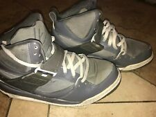 Nike Air Jordan Flight 45 High Men's Shoes Size 10.5 Light Graphite 384519-001